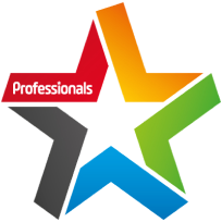 The Professionals Star Logo