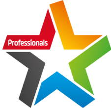 Star Logo The Professionals
